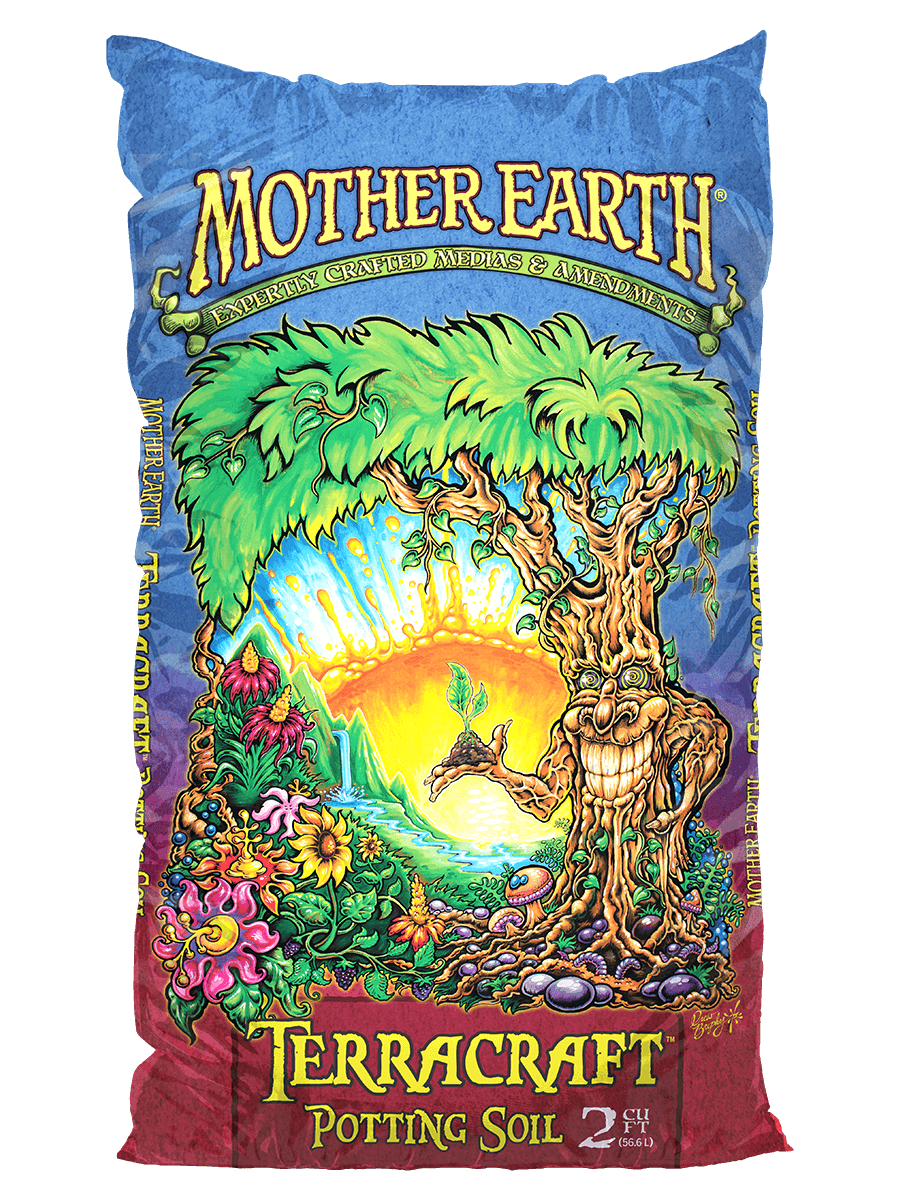 Mother Earth HGC ME TerraCraft cf